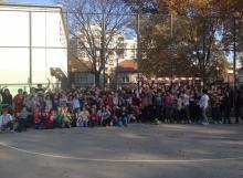 OŠ Rapska, Mirolip + suradnja sa studentima socijalnog rada iz Belgije