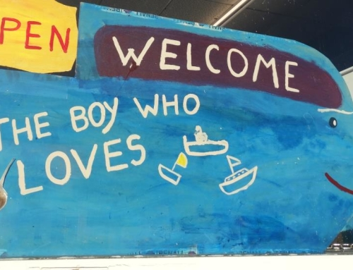 Interaktivna radionica: Dječak voli brodove. A ti?