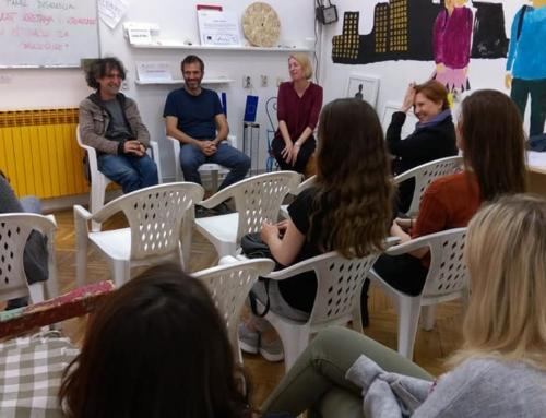"""Održane panel diskusije na teme """"Kako međusobno komuniciramo?"""" i """"Važnost kreativnosti i kretanja u motivaciji za obrazvozanje"""""""