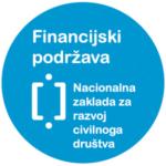 Suncokret-OLJIN je korisnik institucionalne podrške Nacionalne zaklade za razvoj civilnoga društva za stabilizaciju i/ili razvoj udruge