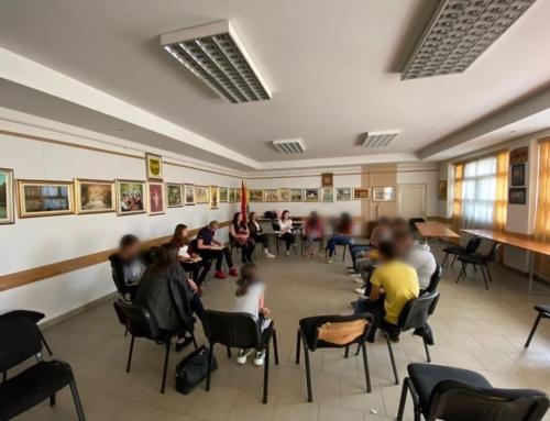 Edukativne radionice u Đurđevcu u sklopu projekta Zovu nas daljine partnera FICE Hrvatska