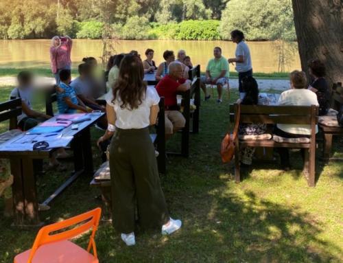 Inicijalni susret s udomiteljima u Međimurskoj županiji u sklopu projekta Putokaz